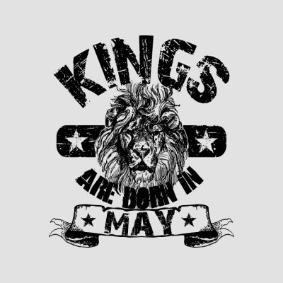 Born in May T-Shirts